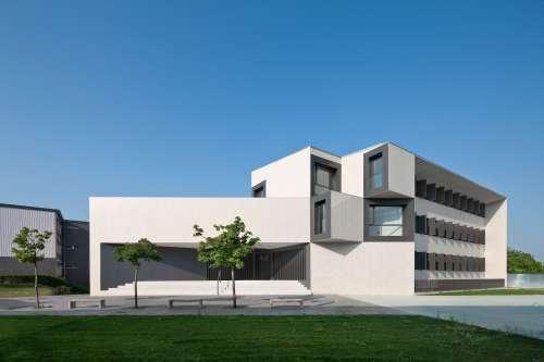COLEGIO EL REDIN. PAMPLONA - Alberdi Ingeniería - Ingeniería de proyectos y estructuras
