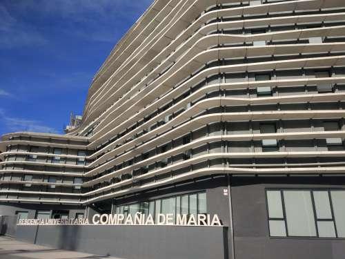 EDIFICIO DOCENTE. COMPAÑÍA DE MARIA. DONOSTIA - Alberdi Ingeniería - Ingeniería de proyectos y estructuras