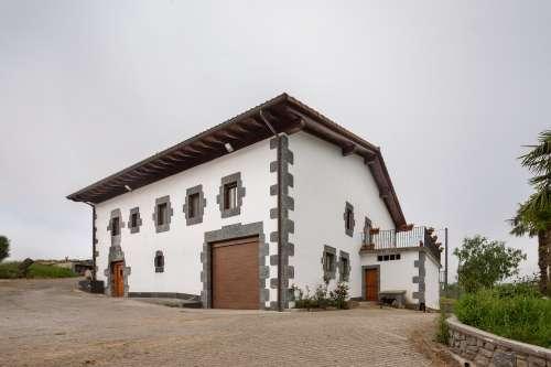 CASERIO ZALMIÑA. ASTEASU - Alberdi Ingeniería - Ingeniería de proyectos y estructuras