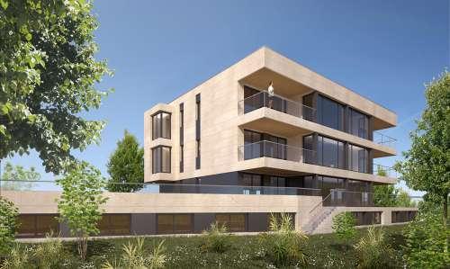 6 VIVIENDAS EN VILLA IZAR. AIETE. DONOSTIA - Alberdi Ingeniería - Ingeniería de proyectos y estructuras