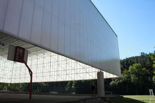 COLEGIO MUNABE. LOIU - Alberdi Ingeniería - Ingeniería de proyectos y estructuras