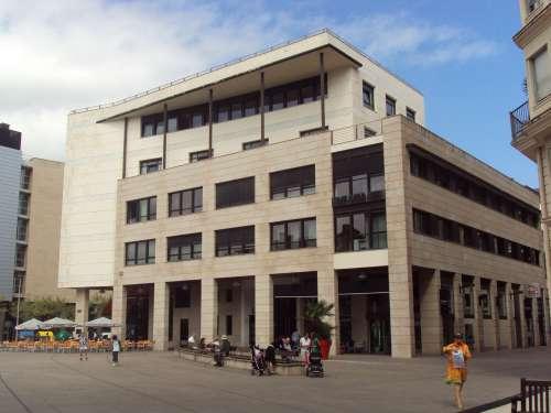 OFICINAS EN PLAZA JULIO CARO BAROJA. DONOSTIA - Alberdi Ingeniería - Ingeniería de proyectos y estructuras