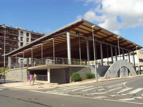 PARQUING SUBTERRANEO Y PLAZA ATSEGINDEGI. HERNANI - Alberdi Ingeniería - Ingeniería de proyectos y estructuras