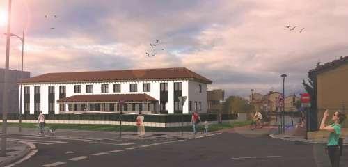 RESIDENCIA PARA LA 3ª EDAD. ARECHAVALETA. VITORIA - Alberdi Ingeniería - Ingeniería de proyectos y estructuras