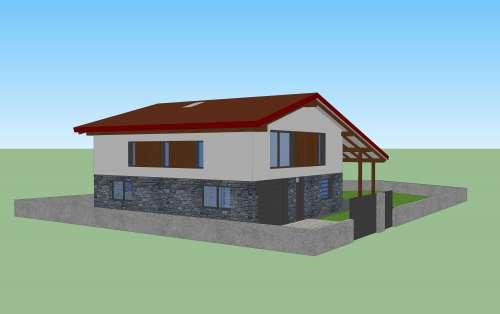 UNIFAMILIAR EN VILLATUERTA - Alberdi Ingeniería - Ingeniería de proyectos y estructuras