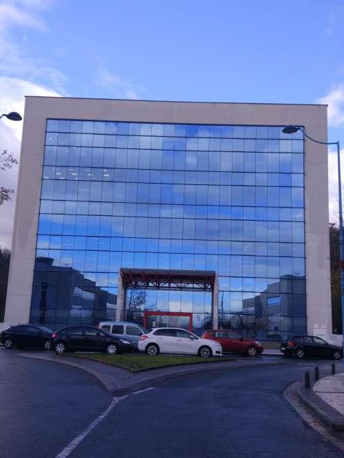 BLOQUE DE OFICINAS EN ZUATZU - Alberdi Ingeniería - Ingeniería de proyectos y estructuras